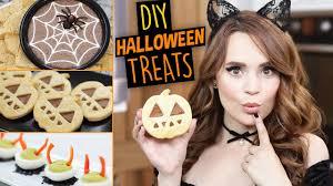 diy halloween treats 2016 youtube