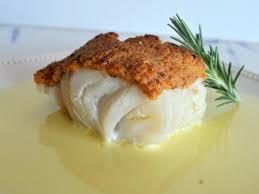 cuisine cabillaud recette cabillaud croûte épices beurre orange cuisinez