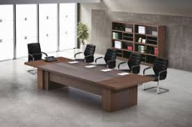 Modern Meeting Table China Wooden 3 8m Melamine Large Office Conference Table Modern