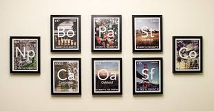periodic table framed art project periodic table wall art life style 365