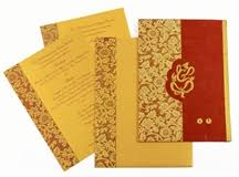 traditional indian wedding invitations indian wedding card s archive a glimpse into