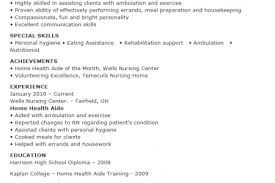 Sample Health Care Aide Resume by Top 8 Certified Home Health Aide Resume Samples Choose Home