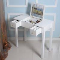 Folding Vanity Table Bedroom Dressing Room Table With Folding Vanity Mirror Make Up