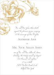design wedding invitations wedding invitations match your color style free