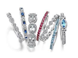 create your own ring create your own stackable rings gabriel co