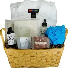 spa gift basket for men large luxury bath spa gift basket