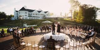 wedding venues in washington dc national golf club washington dc weddings