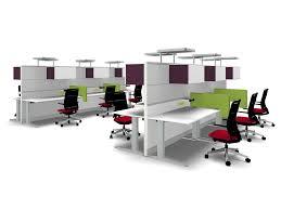 Officemax Glass Desk Latest Office Furniture Model 3 Person Workstation Desk Office