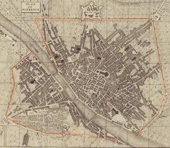Classic Maps Aliexpress Com Buy Plan De Florence City Urban Layout Map