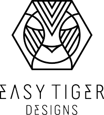 our easy tiger designs