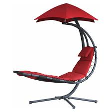vivere hammocks cherry red original dream chair lowe u0027s canada