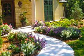 Backyard Simple Landscaping Ideas Garden Design Garden Design With Simple Landscaping Ideas