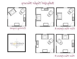 Studio Layout Planner Baby Nursery Nursery Makeover Floor Plan Furniture Layout Ba Boy