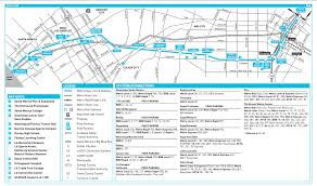 Map Of Santa Monica Expo Line Phase 2 Set To Open To Santa Monica On May 20 Santa