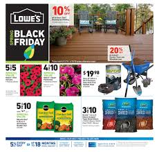 lowes black friday 2018 ads deals and sales