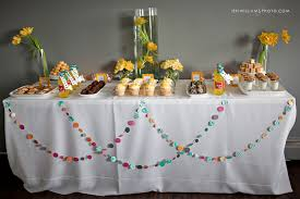 cheap garlands for weddings budget friendly wedding reception ideas dessert bar paper garland