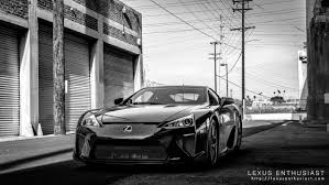 lexus downtown service photo the lexus lfa in downtown los angeles lexus enthusiast