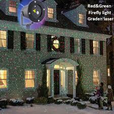 solar christmas light projector ip65 waterproof outdoor laser light projector holiday garden