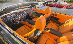 roll royce orange 2016 rolls royce dawn first drive review autonxt