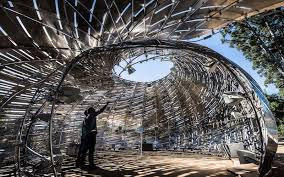 Huntington Botanical Gardens Pasadena by The Orbit Pavilion Is A Reminder That We Live In An Age Of Wonder