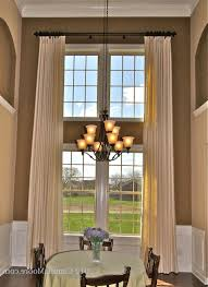 window treatments curtains design for long windows curtains for