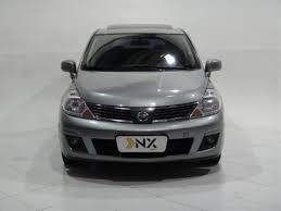 nissan tiida 1 8 sl 16v gasolina 4p manual 2008 2008 nx motors