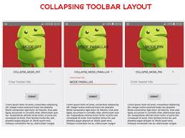 android layout collapsemode infinum android talks 13 design support library by ivan markusi