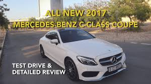 mercedes a class test drive all 2017 mercedes c class coupe test drive detailed