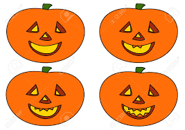 images of happy halloween happy halloween four halloween smiling faces of the pumpkin