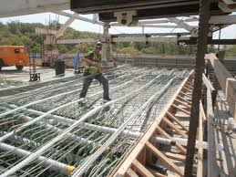 Rebar Worker J U0026 B Steel Erectors Inc Featured Projects