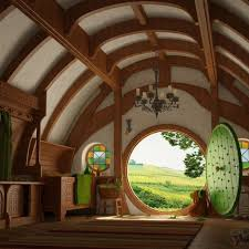 hobbit home interior hobbit house interior especially the door is so inviting to start