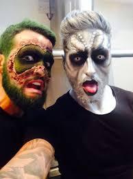 Guys Halloween Makeup by Happy Halloween Irish Mirror Online