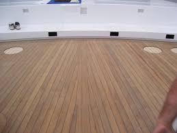 custom teak marine decking construction marine fitout wa