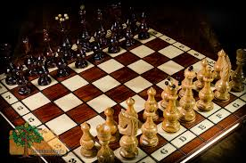 salvator chess set u2013 wooden magic