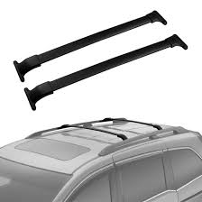 amazon com auxmart roof rack cross bars fit for honda odyssey