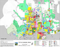 Zoning Map Zoning Map Leander Business