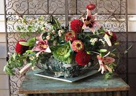 debra prinzing post local flowers inspired by local