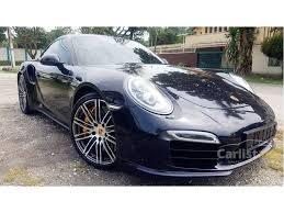 porsche 911 turbo s for sale search 13 porsche 911 3 8 turbo s cars for sale in malaysia