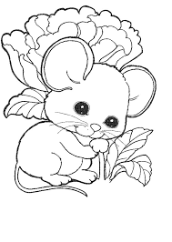 mouse coloring 32 coloring books mouse