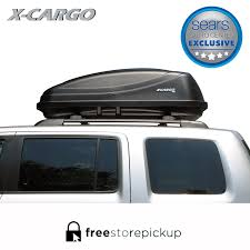 Subaru Forester Bike Rack by Cargo Carriers Car Top Carriers Sears
