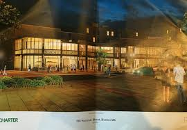 Lit Mezzanine Prado New Development Proposed At Cross And Hanover Streets For Food