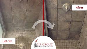 Bathroom Grout Cleaner How A Grout Cleaning In Magnolia Tx Renovated This Entire Bathroom