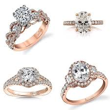 beautiful rose rings images Most beautiful gold wedding rings stunning rose gold engagement jpg