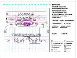 lighting layout design stage lighting technology and the design process