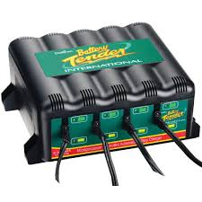 battery tender 4 bank 12v 1 25a charging station 022 0148 dl wh