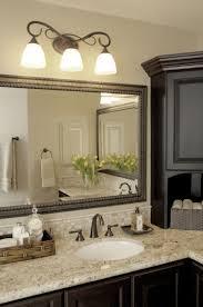 bathroom light fixtures above mirror large bathroom vanity mirrors amusing decor elegant bathroom light