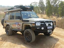 land cruiser toyota bakkie fully kitted cruiser 76 flexing pics
