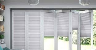 How Much To Fit Patio Doors Door Blinds A Fit For Your Bifolds Patio Doors