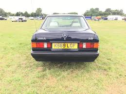shed of the week mercedes 190e pistonheads