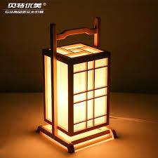 japanese lantern table l wooden ls pinterest l with japanese lantern lights decorations